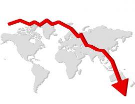 cosa fare quando i mercati scendono