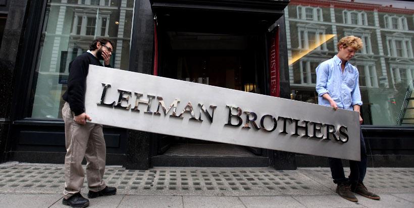 fallimento e default Lehman Brothers