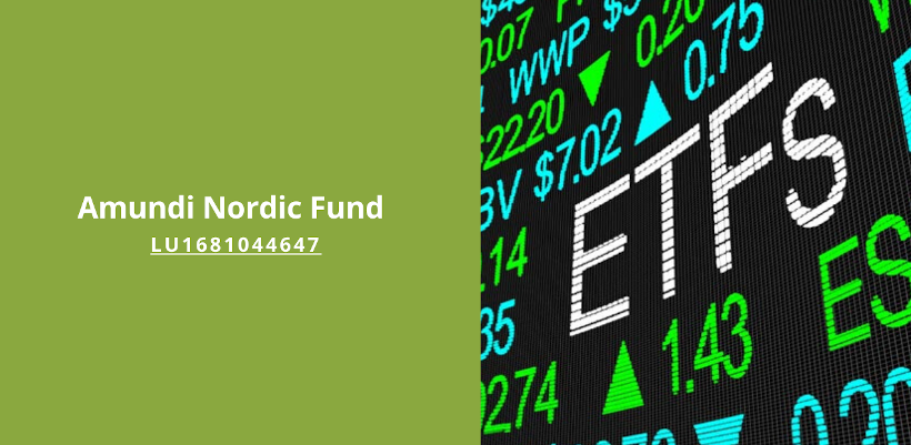 ETF Amundi Nordic Fund